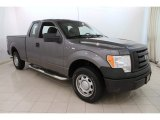 2010 Sterling Grey Metallic Ford F150 STX SuperCab #113034026