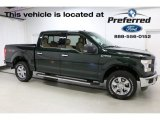 2016 Green Gem Ford F150 XLT SuperCrew 4x4 #113033592