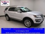 2016 Ingot Silver Metallic Ford Explorer Limited 4WD #113061502