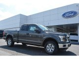 2016 Magnetic Ford F150 XLT SuperCab 4x4 #113061659