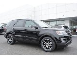 2016 Shadow Black Ford Explorer Sport 4WD #113061656