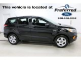 2017 Shadow Black Ford Escape S #113061308