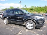 2016 Shadow Black Ford Explorer FWD #113094303