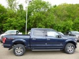 2016 Blue Jeans Ford F150 XLT SuperCrew 4x4 #113094299