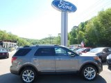 2014 Sterling Gray Ford Explorer XLT 4WD #113094401