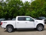 2016 Oxford White Ford F150 XLT SuperCrew 4x4 #113122107