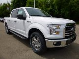 Oxford White Ford F150 in 2016