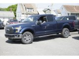 2016 Blue Jeans Ford F150 XLT SuperCab 4x4 #113122206