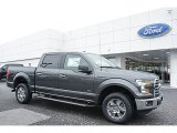2016 Magnetic Ford F150 XLT SuperCrew 4x4 #113122196