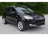 2016 Shadow Black Ford Escape Titanium #113122323