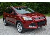 2016 Ruby Red Metallic Ford Escape Titanium #113122322