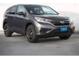 2016 Modern Steel Metallic Honda CR-V SE #113151863