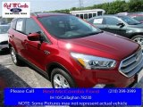 2017 Ruby Red Ford Escape SE #113151748