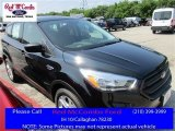 2017 Shadow Black Ford Escape S #113151745