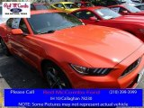 2016 Competition Orange Ford Mustang V6 Coupe #113151736
