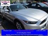 2016 Ingot Silver Metallic Ford Mustang V6 Coupe #113151734
