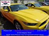 2016 Triple Yellow Tricoat Ford Mustang V6 Coupe #113151733