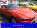 2016 Competition Orange Ford Mustang V6 Coupe #113151732