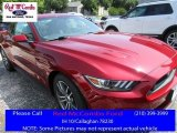 2016 Ruby Red Metallic Ford Mustang GT Coupe #113151731