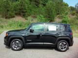2016 Black Jeep Renegade Sport #113151693