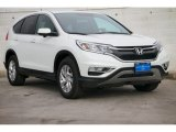 2016 White Diamond Pearl Honda CR-V EX #113151876