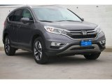2016 Modern Steel Metallic Honda CR-V Touring #113151874