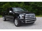 2016 Shadow Black Ford F150 Platinum SuperCrew #113172239