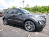 2016 Magnetic Metallic Ford Explorer Sport 4WD #113172081