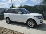 2016 Fuji White Land Rover Range Rover HSE #113172330