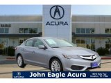2017 Lunar Silver Metallic Acura ILX Technology Plus #113172025