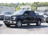 2016 Green Gem Ford F150 XLT SuperCrew 4x4 #113172112