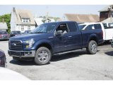 2016 Blue Jeans Ford F150 XLT SuperCab 4x4 #113172110