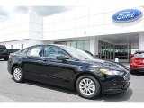 2017 Shadow Black Ford Fusion S #113172105