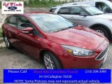 2015 Race Red Ford Focus SE Hatchback #113197277