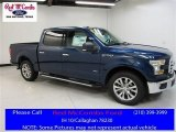 2016 Blue Jeans Ford F150 XLT SuperCrew #113197271