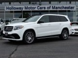 2017 Mercedes-Benz GLS 63 AMG 4Matic
