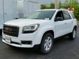2016 Summit White GMC Acadia SLE #113197134