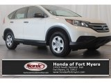 2013 White Diamond Pearl Honda CR-V LX #113197235