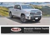 2016 Silver Sky Metallic Toyota Tundra SR5 CrewMax 4x4 #113227865