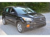 2017 Shadow Black Ford Escape S #113228190