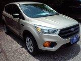 2017 White Gold Ford Escape S #113227987