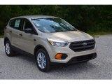 2017 White Gold Ford Escape S #113228184