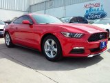 2016 Race Red Ford Mustang V6 Coupe #113227968