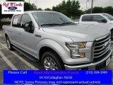 2016 Ingot Silver Ford F150 XLT SuperCrew #113227956