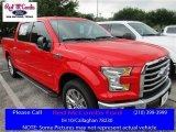 2016 Race Red Ford F150 XLT SuperCrew #113227955