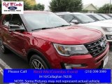 2016 Ruby Red Metallic Tri-Coat Ford Explorer Sport 4WD #113227954
