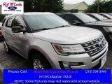 2016 Ingot Silver Metallic Ford Explorer XLT #113227953