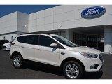 2017 White Platinum Ford Escape SE #113228104