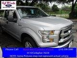 2016 Ingot Silver Ford F150 XLT SuperCab #113227942