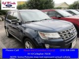 2016 Blue Jeans Metallic Ford Explorer XLT #113227939